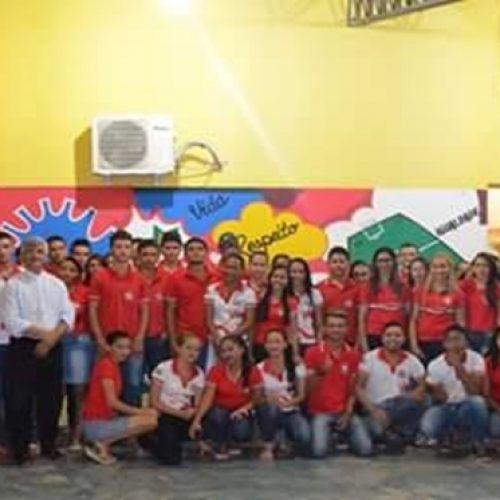 Bispo Dom Plínio visita escolas em Curral Novo do Piauí