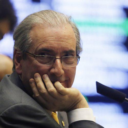 PGR quer 'pena de morte política' de Cunha, diz defesa