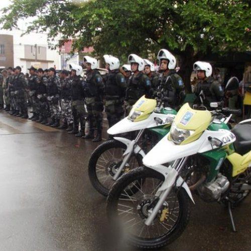 PM é atingindo por veículo em Picos; acidente pode ter sido provocado