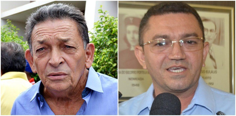 PICOS   Nova pesquisa aponta Gil Paraibano com 57% e o prefeito Padre Walmir com 20%