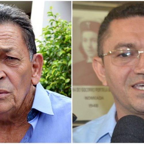 Coligação de Gil Paraibano ajuíza ação pedindo cassação do mandato do prefeito Padre Walmir