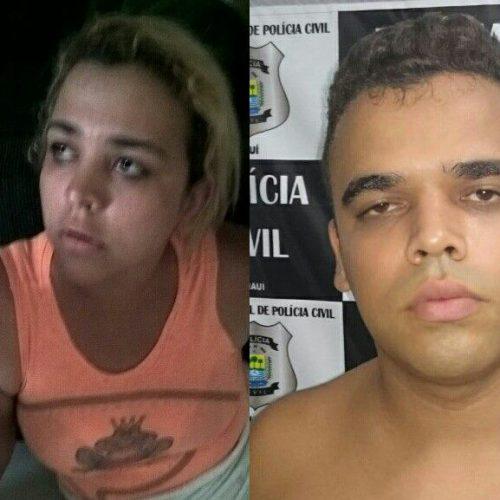 Irmãos são presos por tráfico de drogas em Picos