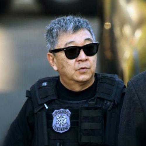 Conhecido na operação 'Lava Jato', japonês da Federal é preso em Curitiba