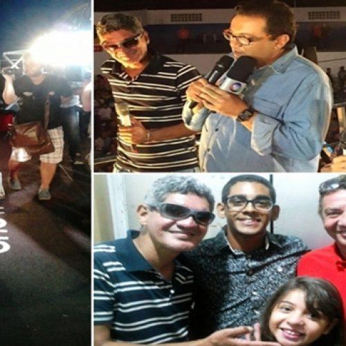 Marquinhos Mattos faz show depois de tratamento e recebe convite para voltar à Banda Líbanos