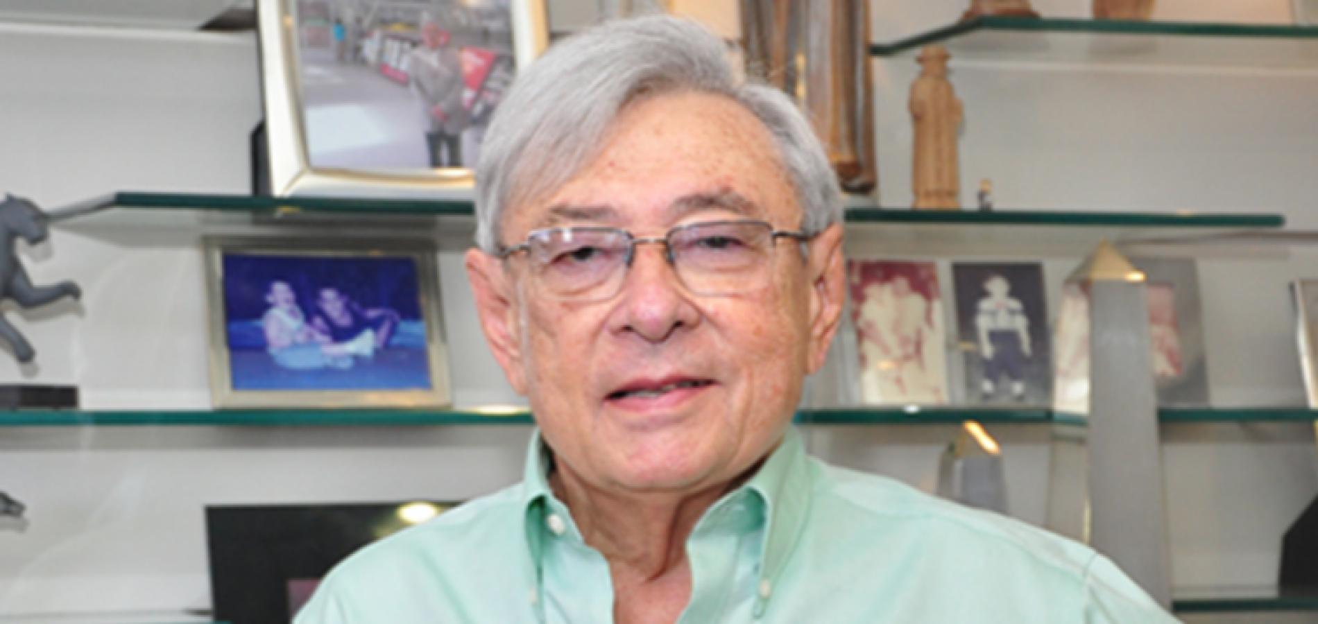 Morre Ivens Dias Branco, dono dos produtos 'Fortaleza'