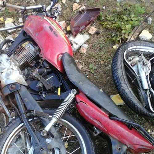 Jovem tem a perna decepada e morre em acidente na BR-343