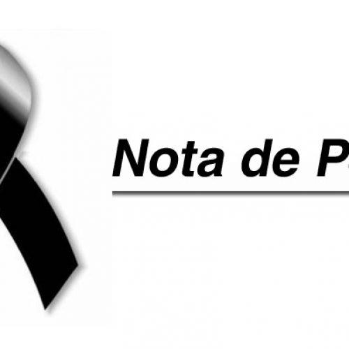Em nota, Prefeito Márcio Alencar lamenta morte de Maria Francisca, ocorrido ontem