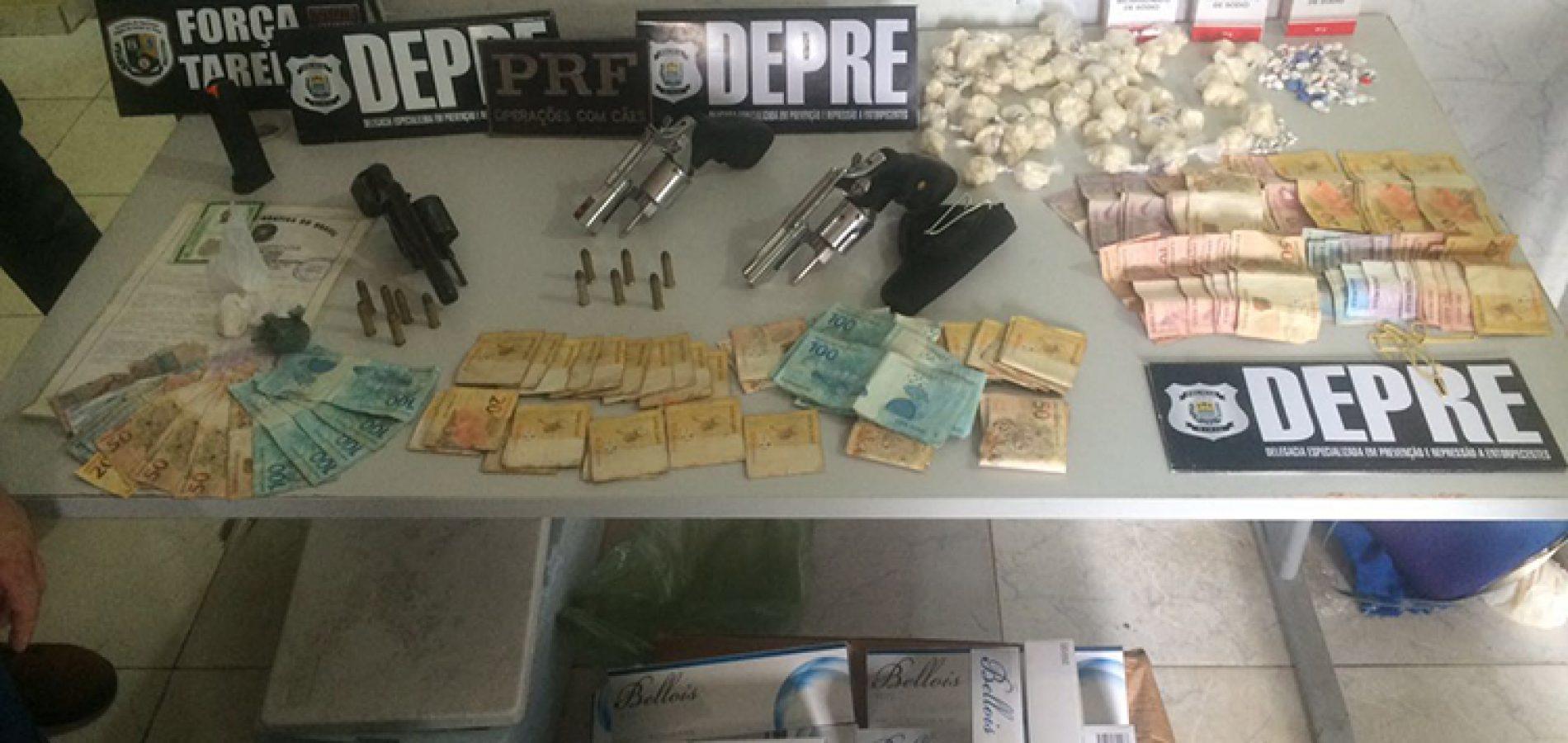 Operação Dunas cumpre 20 mandados de busca e apreensão no Litoral do Piauí