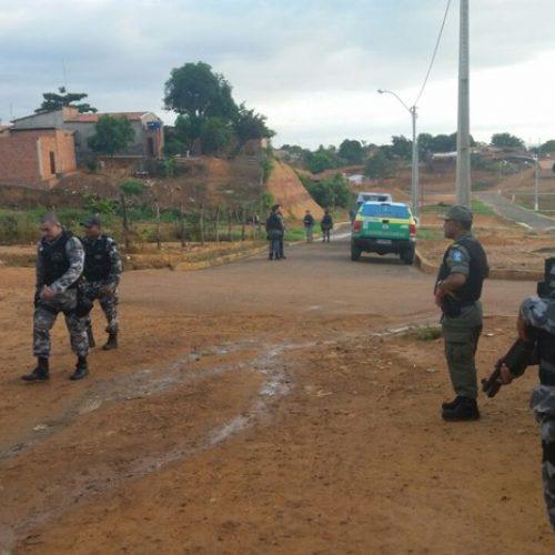 Policial é preso durante operação contra tráfico de drogas no Piauí