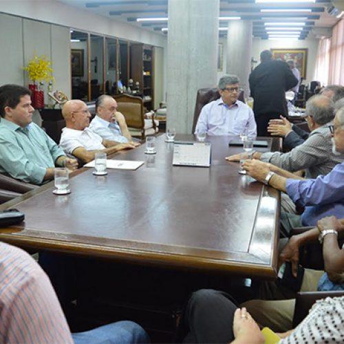 Presidente do Conselho Nacional do SESI autoriza recursos para o Piauí