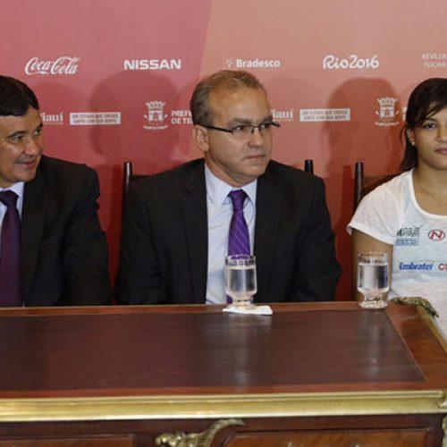 Governador anuncia programação de revezamento da tocha olímpica no Piauí. Veja!