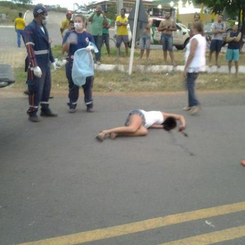 Mulher é encontrada morta na BR 316 na entrada de Valença