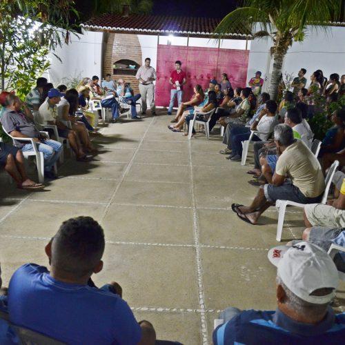 Em reunião, advogado afirma que Zé Melado pode ser candidato a prefeito de Padre Marcos