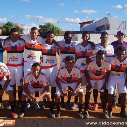SIMÕES | Maria Preta vence e conquista o 3º lugar no Campeonato Municipal de Futebol