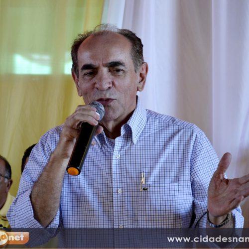 Marcelo Castro diz que vota em Lula e vaga não pode ser decidida só pelo governador