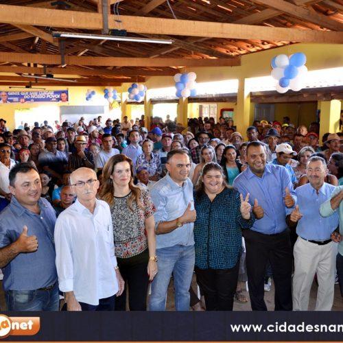Raimundo Júlio e Jeso oficializam candidaturas para prefeito e vice em Queimada Nova