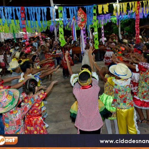JAICÓS | Tradição e grande participação de público marca o XII São João da escola Líria Alencar