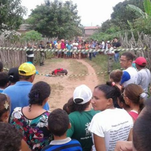 Jovem é assassinado com tiro na cabeça no interior do Piauí