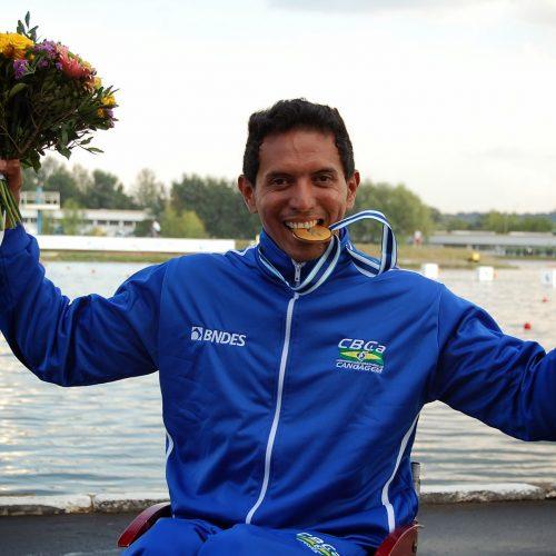 Picoense é convocado para disputar os Jogos Paralímpicos