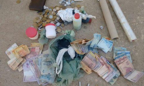 Polícia flagra bar que funcionava como ponto de tráfico de drogas em Inhuma