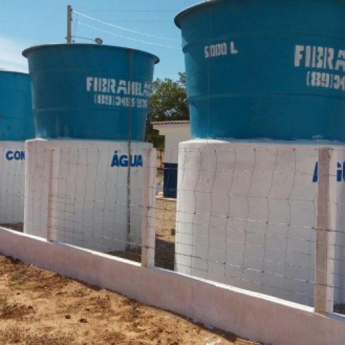 Massapê, Vila Nova, Queimada Nova e Caldeirão do Piauí receberão recursos do Programa Água Doce