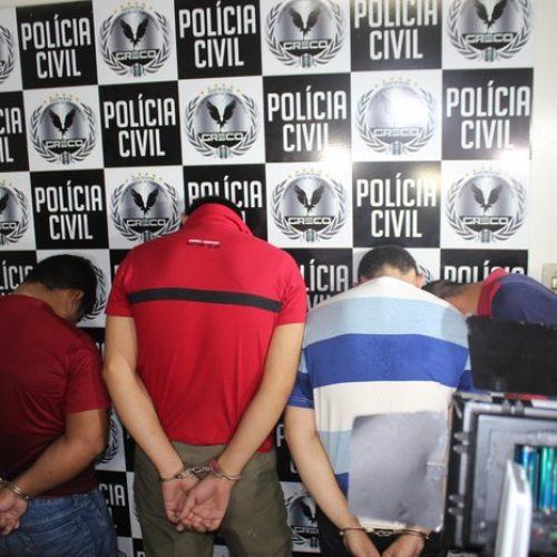 Dois suspeitos de estupro coletivo no PI estão foragidos há quase um mês