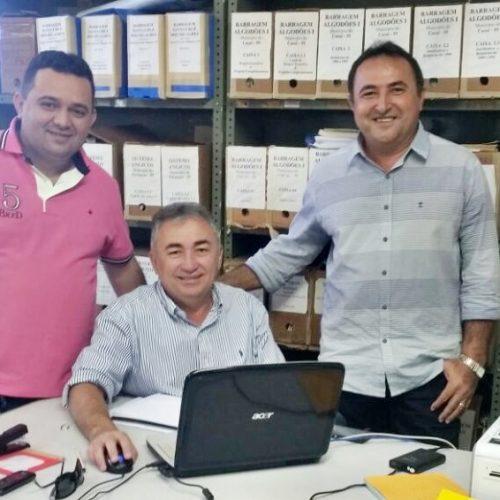 Governo vai investir R$ 17 milhões na construção de asfalto entre Caridade e Patos
