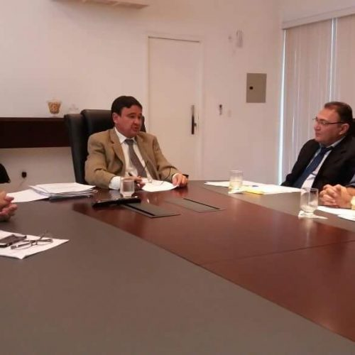 Wellington Dias se reúne com Antônio Neto e autoriza investimentos de R$ 4 milhões para a Adapi
