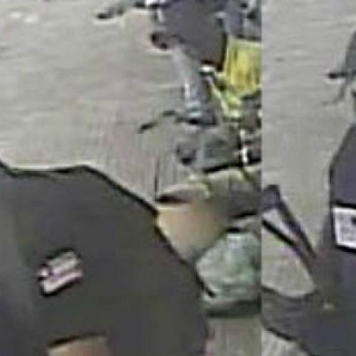 Divulgadas fotos de bandidos que assaltaram BB em Amarante