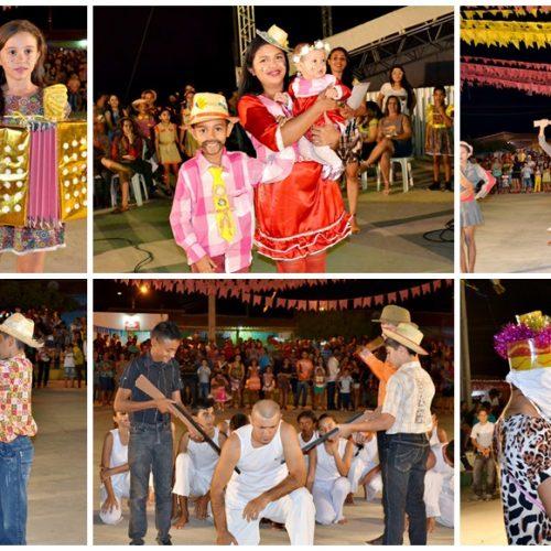 Festival Folclórico abre o Belarraiá Caboclo Nordestino em Belém do PI