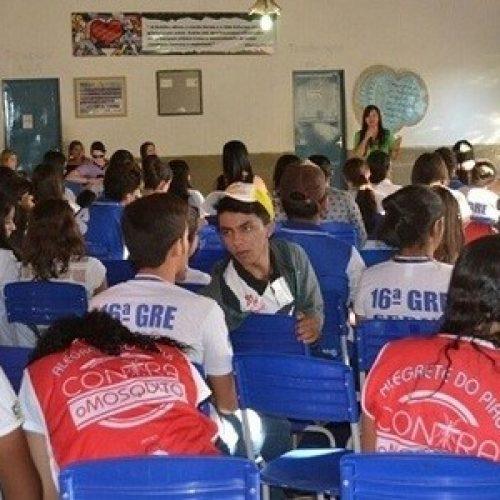 ALEGRETE   U.E Antonia de Sousa Alencar realiza I Exposição Saúde na Escola