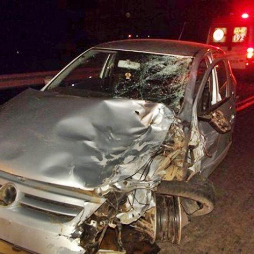 Casal morre após ser atropelado por motorista bêbado no interior do Piauí
