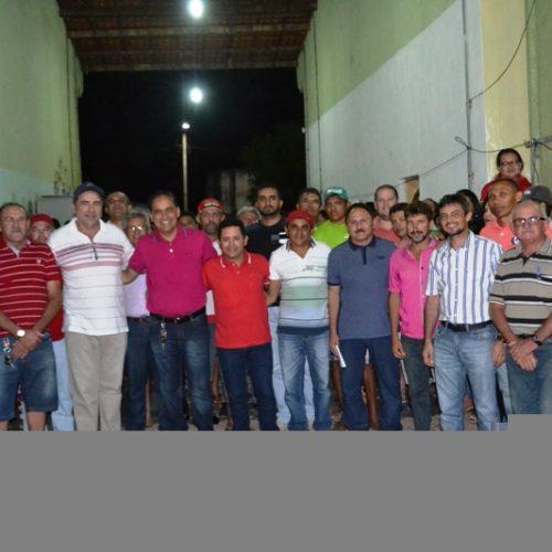 Reunião define chapa do grupo da situação em São Julião