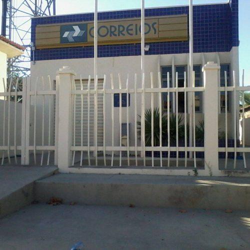Bando arromba agência dos Correios de São Luís do Piauí