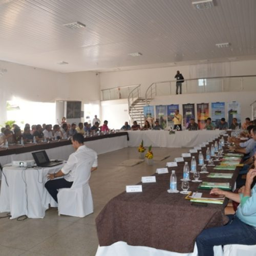 PMDB reúne presidentes de 39 diretórios municipais no Encontro Regional de Picos