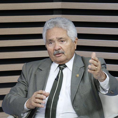 Em audiência, Elmano defende orçamento para barragens