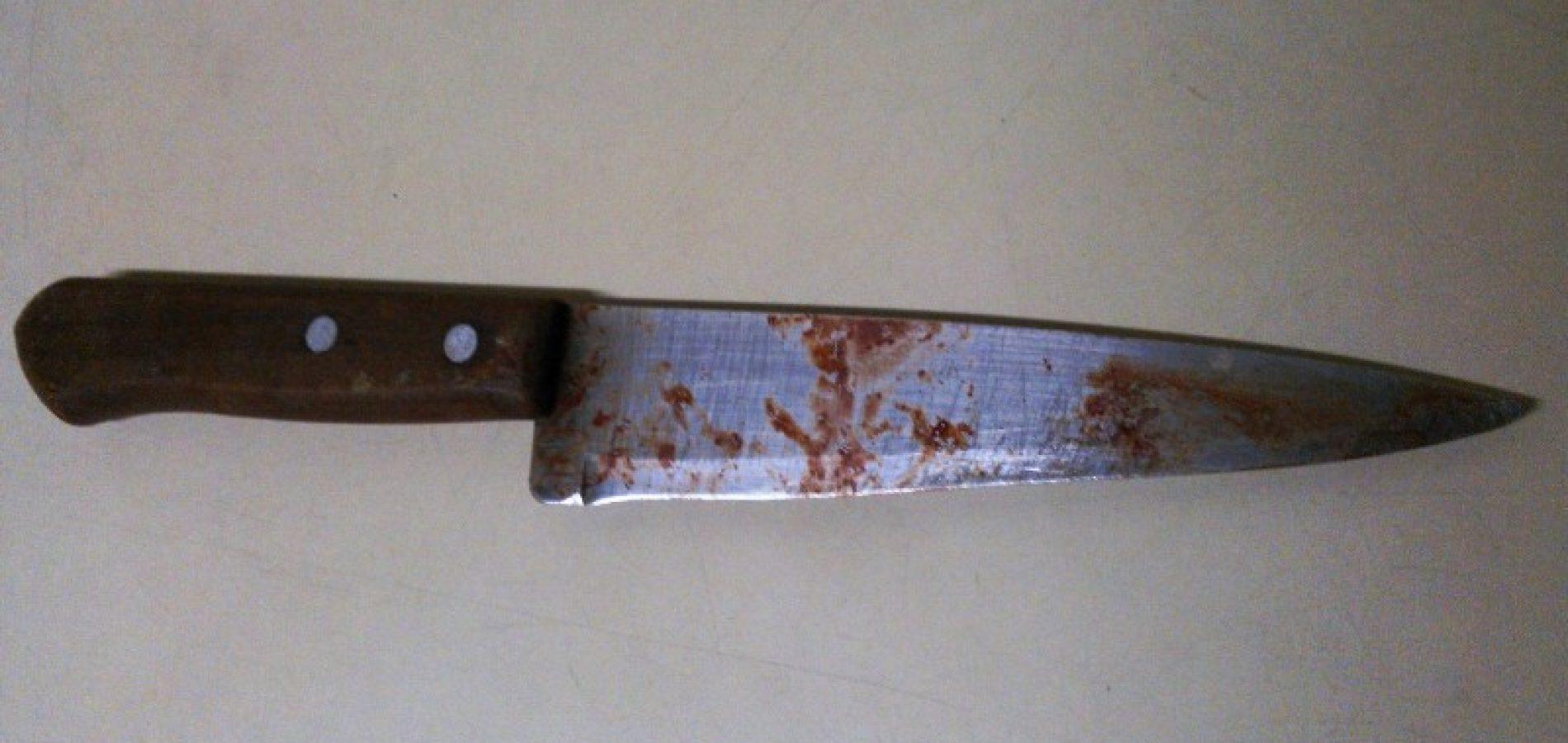 Pai mata filho de 6 anos a facadas dentro de casa e choca a população de Ipubi-PE