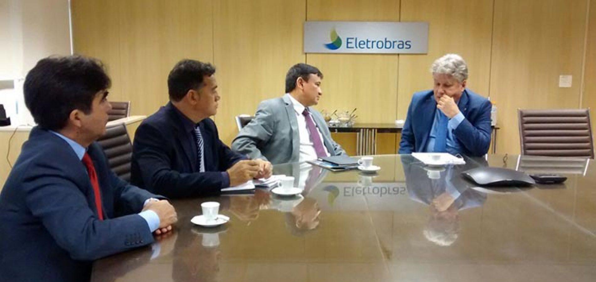 Wellington Dias teme colapso e tenta impedir leilão da Cepisa