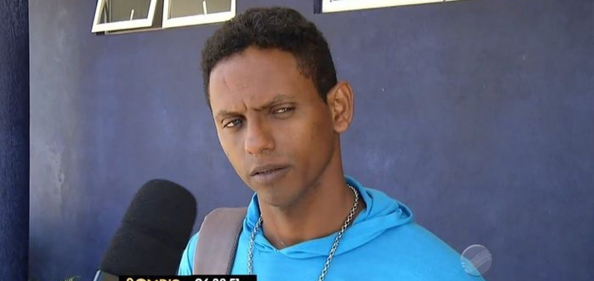 Preso no Piauí, irmão do goleiro Bruno diz saber onde estão os restos mortais de Eliza Samudio