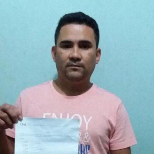 Acusado de estupro no estado do Ceará é preso na cidade de Paulistana