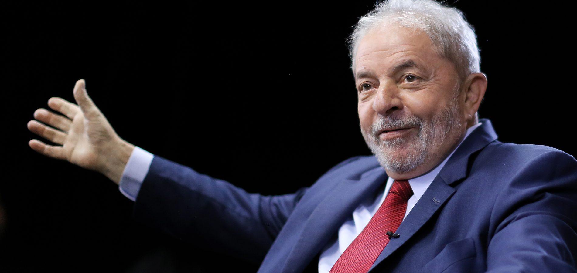 Lula lidera corrida para 2018, mas perderia no 2º turno
