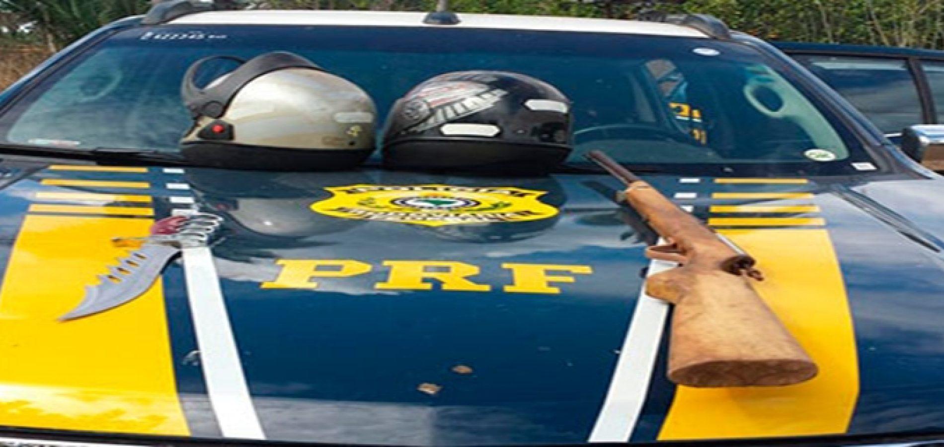 Operação de combate à crimes recupera objetos roubados no Piauí
