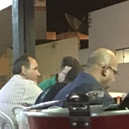 Comandante do 4º BPM esclarece jantar com Francimar Pereira