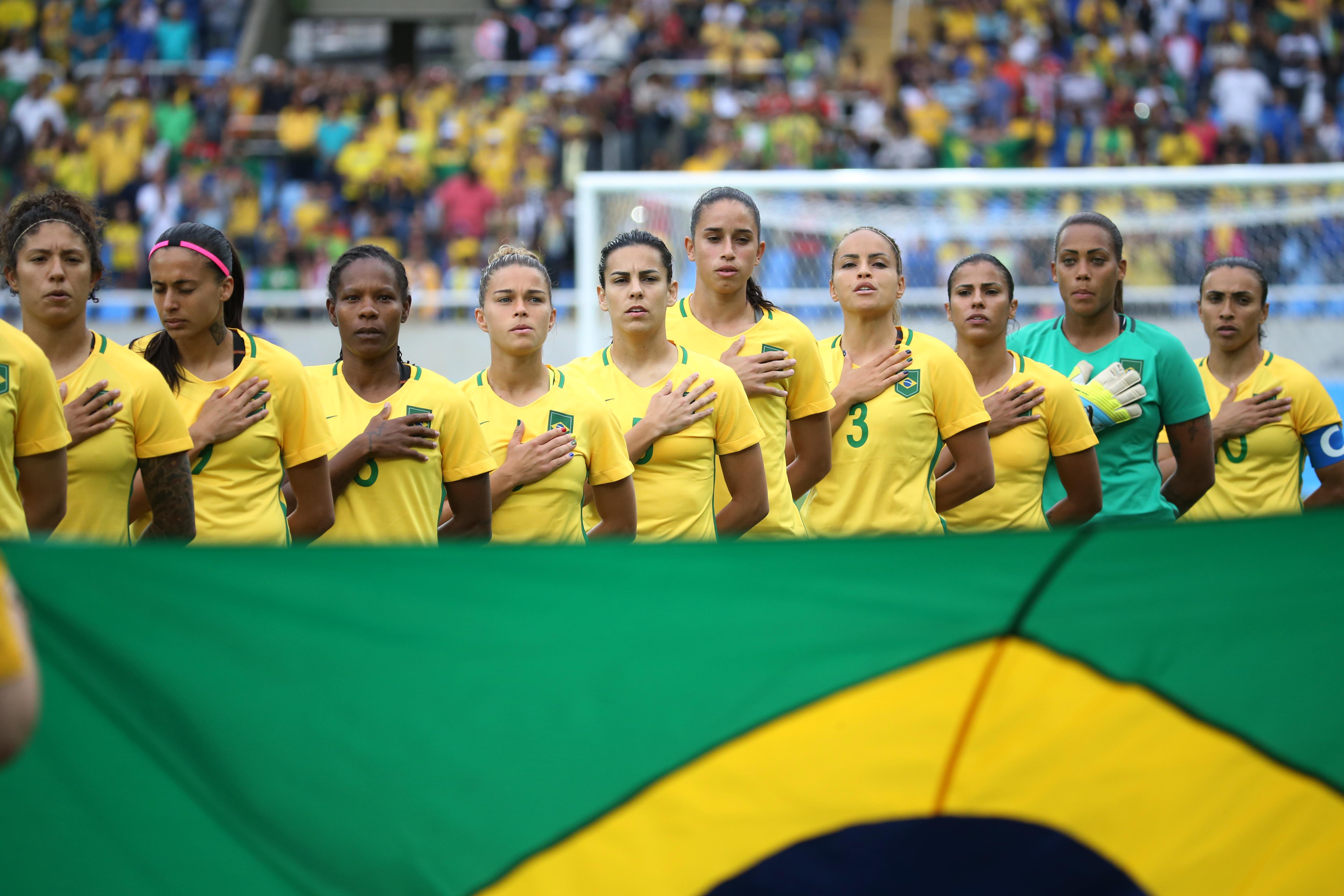 Seleção feminina estreia nas Olimpíadas com vitória sobre a China 0b0f2867ddfaf