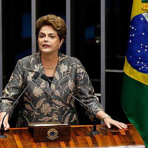 Após seis dias de julgamento, Senado decide hoje se afasta Dilma definitivamente