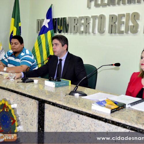 Justiça Eleitoral promove reunião com Coligações e candidatos em Jaicós