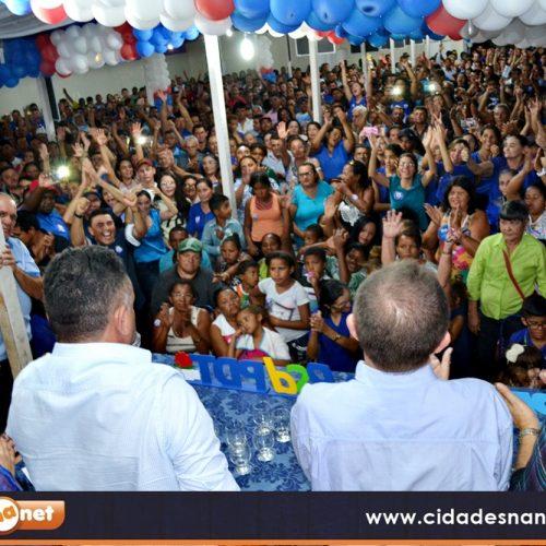 FOTOS | Convenção de Dr. Tico e Quirino  em Campo Grande do Piauí