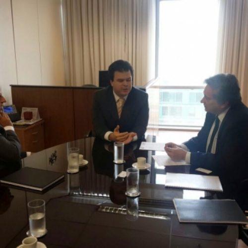 Governo apresenta projetos para desenvolvimento de minas e energias do Brasil