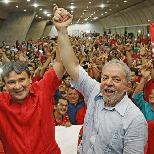 Lula lidera no Piauí com 53,67%