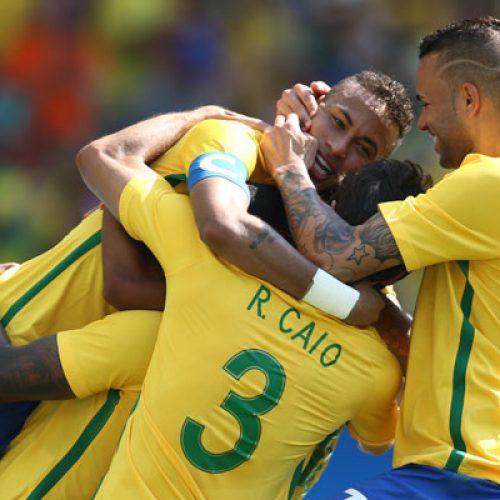 Seleção Brasileira atropela Honduras e alcança a sua quarta decisão olímpica